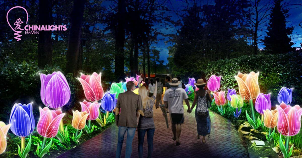 China lights festival Emmen, een fantastische beleving