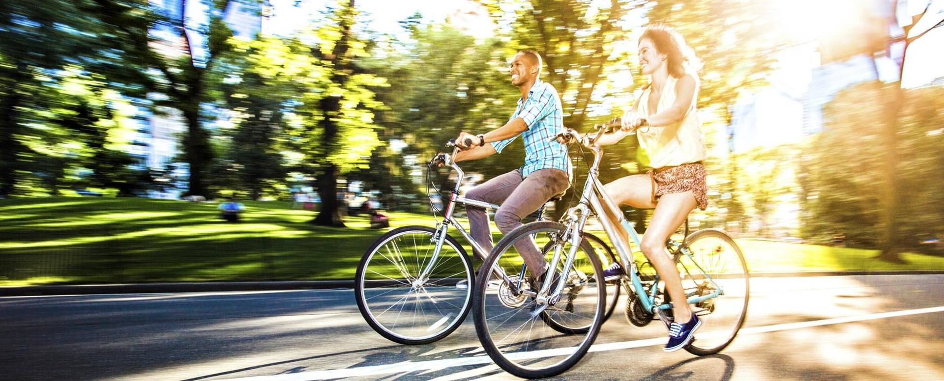 Geen gesleep met fietsen op vakantie