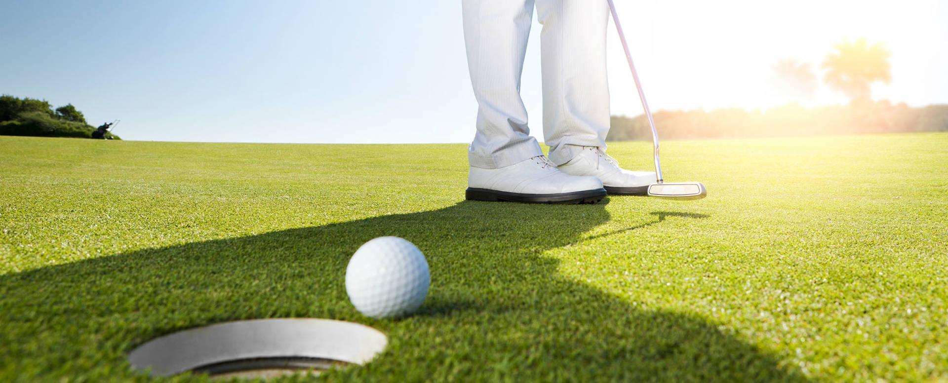 Altijd al eens willen golfen?