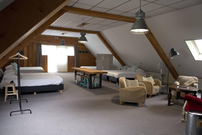 Verken Drenthe met een verblijf in 1 van onze hotelkamers